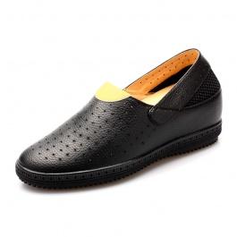 【乐昂】<任选两双>男士凉鞋时尚内增高凉鞋增高7CM1217