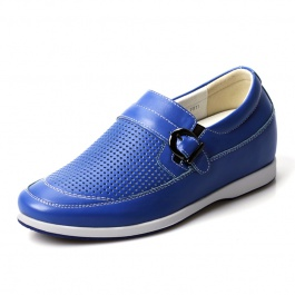 【何金昌】夏季内增高凉鞋 韩版增高鞋男式 增高6CM 1232