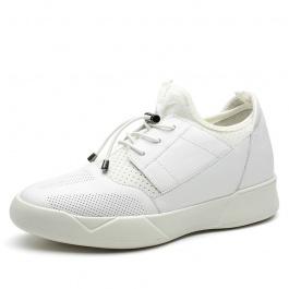 【何金昌】增高男鞋白色 新款热卖增高鞋