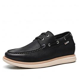 【何金昌】男士休闲增高鞋 日常款休闲增高鞋 轻办公皮鞋 6CM