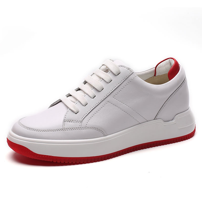 【何金昌】青春炫动超轻男士休闲运动鞋 超软男士运动增高鞋 5CM