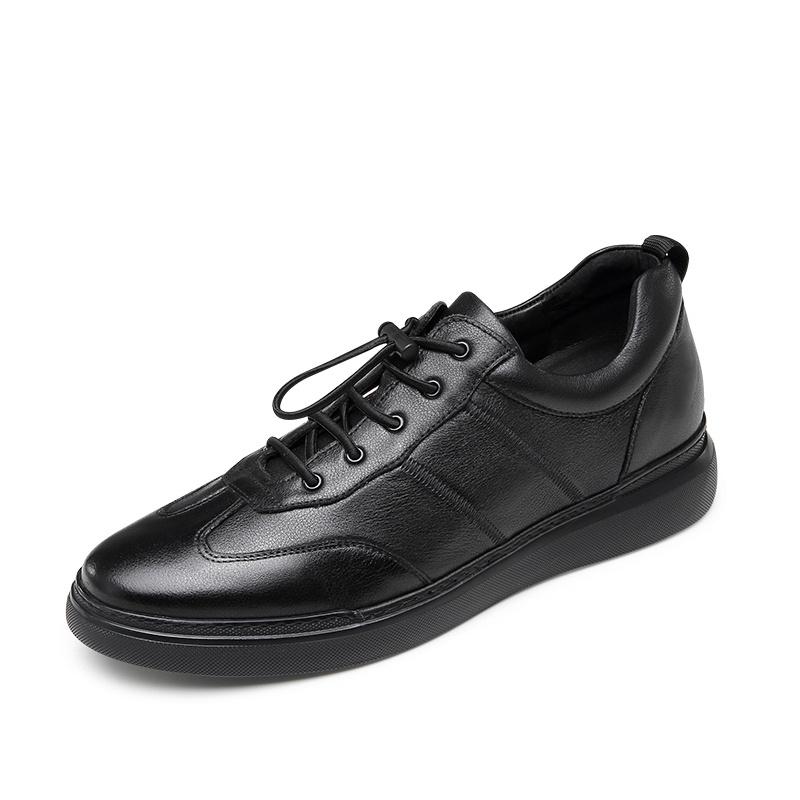 何金昌】男士增高鞋6cm韩版百搭潮流内增高男鞋2020新款休闲鞋板鞋
