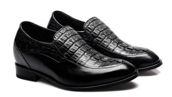 鳄鱼皮鞋为什么那么贵?