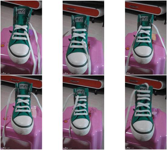exo鞋带系法7孔图解(2)