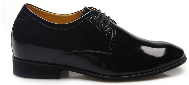 内增高皮鞋